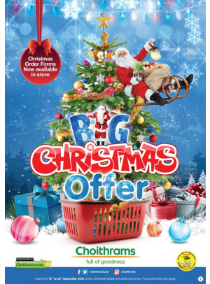 Big Christmas Offers
