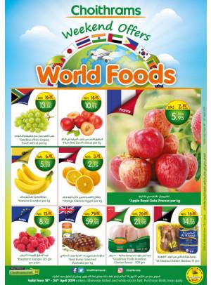 World Foods