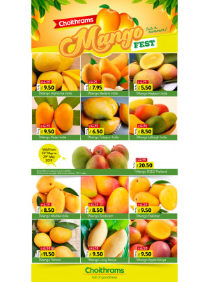 Mango Fest
