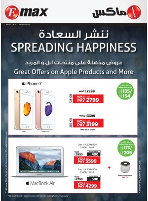 Great Offers On Apple Products and More
