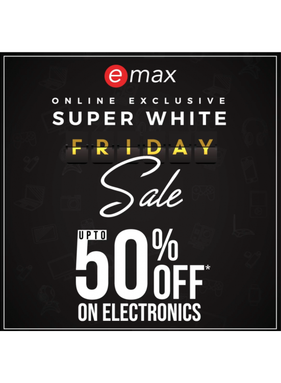 Super White Friday Sale