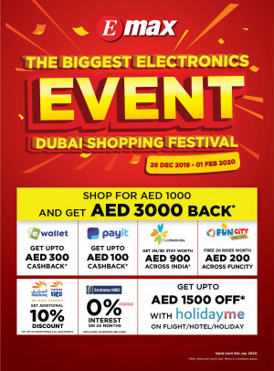 Biggest Electronics Event