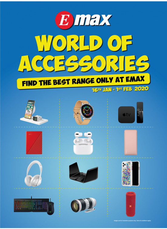 World of Accessories