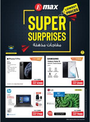 Super Surprises