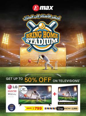 Bring Home The Stadium