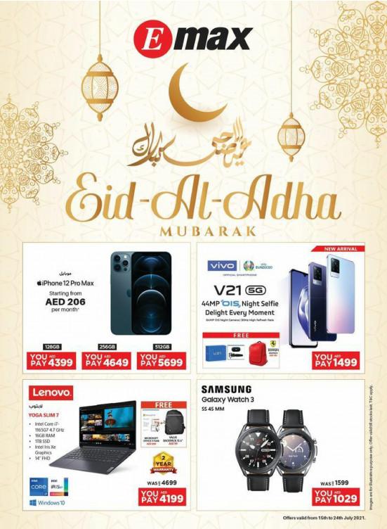 Eid Al Adha Offers
