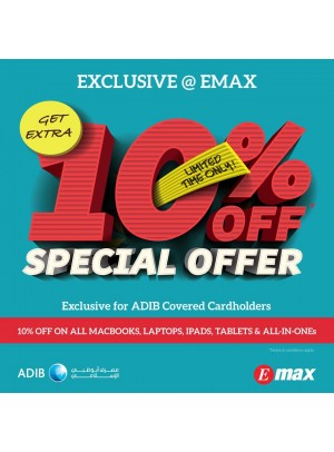 Special Offer - 10% Off on Selected Products
