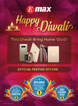 Happy Diwali Offers