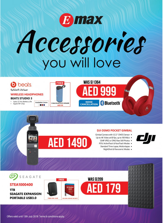 WoW Offers on Accessories