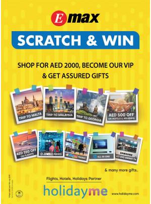 Scratch & Win