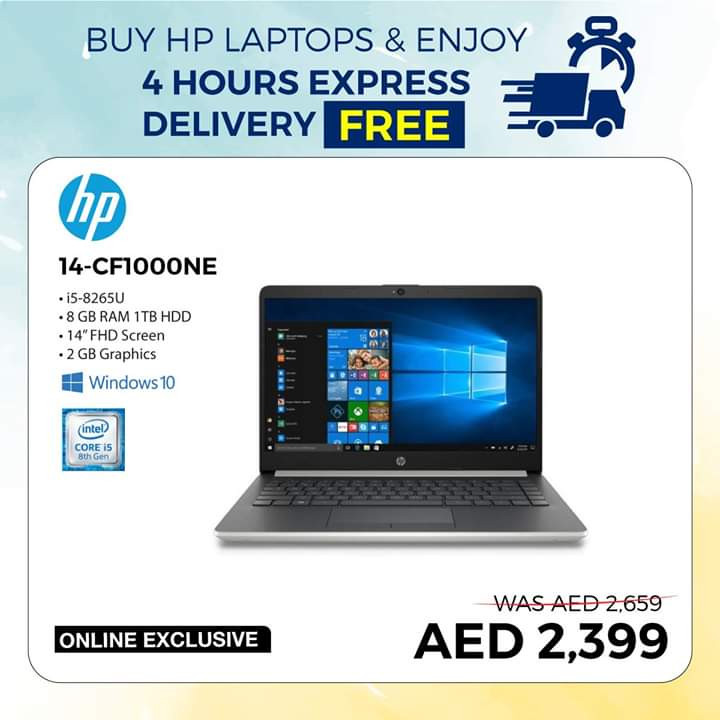 Buy HP Laptops & Enjoy from Emax until 8th August - Emax ...