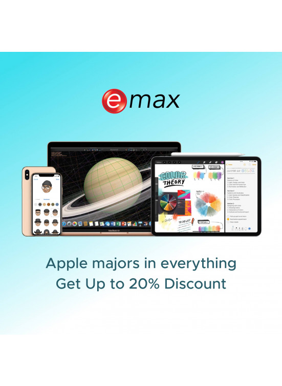 20% Off on Apple Products