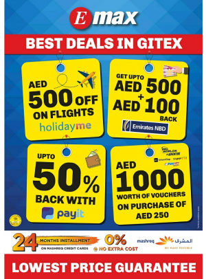 Best Deals in Gitex