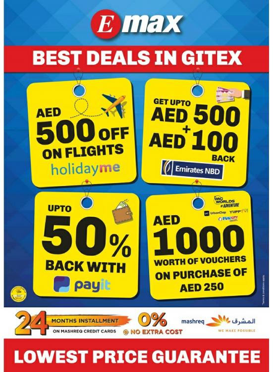 Best Deals in Gitex