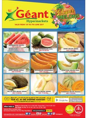 Super Melons
