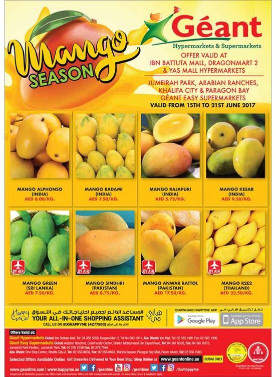 Mango Season!