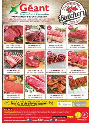 Finest Selection From Butchery