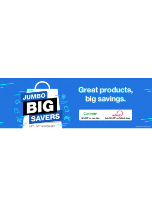 Jumbo Big Savers