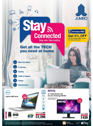 Stay Connected Offers