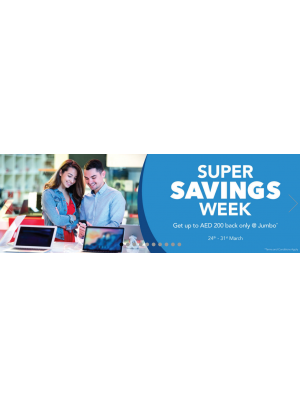 Super Savings Week
