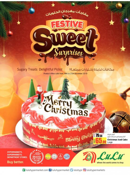 Festive Sweet Surprises