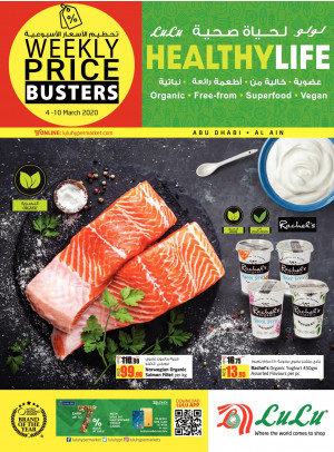 Healthy Life Offers - Abu Dhabi & Al Ain