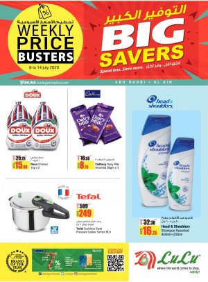 Big Savers - Abu Dhabi & Al Ain