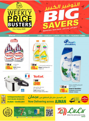 Big Savers - Dubai & Northern Emirates