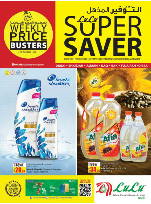 Super Saver - Dubai & Northern Emirates