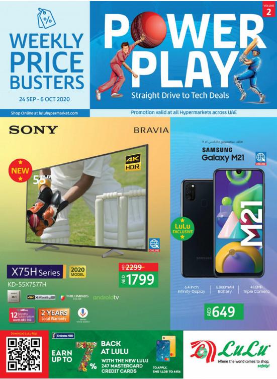 Power Play Vol. 2- Tech Deals