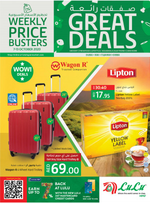 Great Deals - Dubai, RAK, Fujairah & Dibba