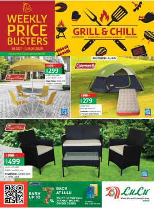 Grill & Chill - Abu Dhabi & Al Ain