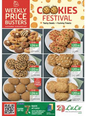 Cookies Festival