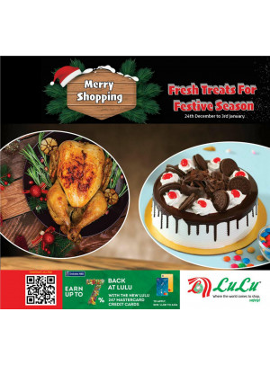 Fresh Treats For Festive Season