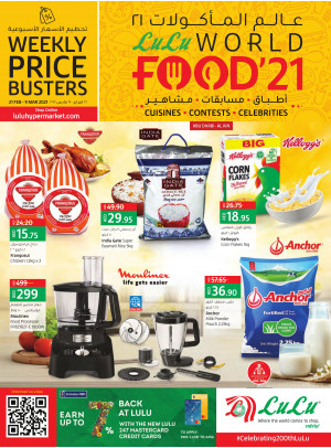 World Food 21 - Abu Dhabi & Al Ain