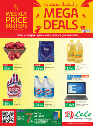 Mega Deals - Dubai & Northern Emirates