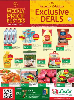 Exclusive Deals - UAQ & Sharjah