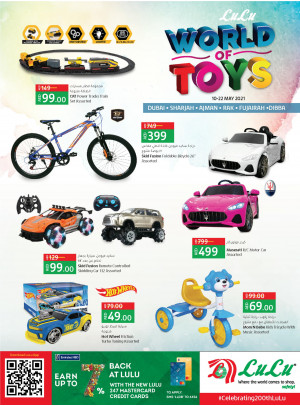 World of Toys - Dubai & Northern Emirates