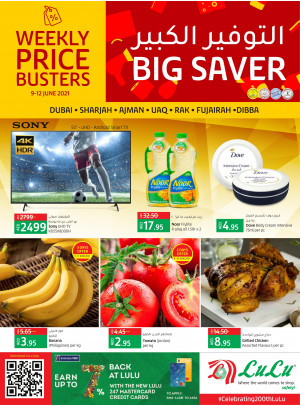 Big Saver - Dubai & Northern Emirates