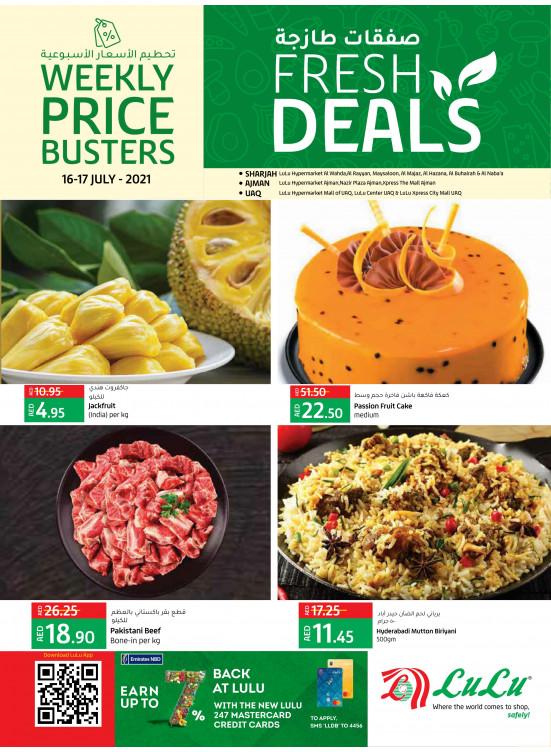 Fresh Deals - Sharjah, Uaq & Ajman