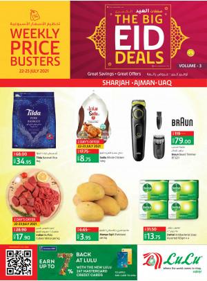 The Big Eid Deals - Sharjah, Uaq & Ajman
