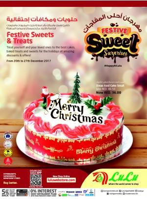 Festive Sweets & Treats