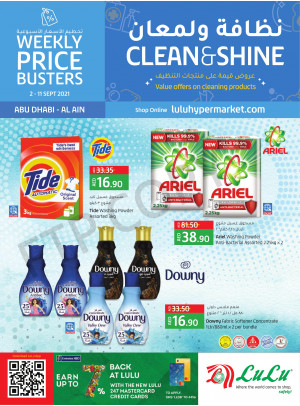 Cleaning Offers - Abu Dhabi & Al Ain