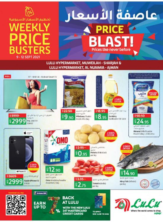 Price Blast - Sharjah & Ajman