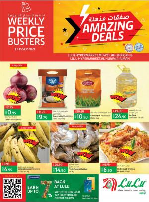 Amazing Deals - Sharjah & Ajman