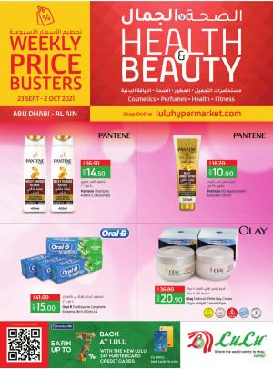 Health and Beauty Deals - Abu Dhabi & Al Ain