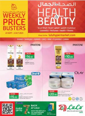 Health and Beauty Deals - Dubai & Northern Emirates