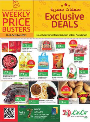 Exclusive Deals - Al Nuaimia, Ajman