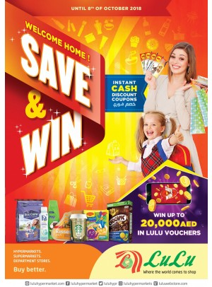 Save & Win Offers