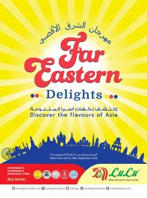 Far Eastern Delights